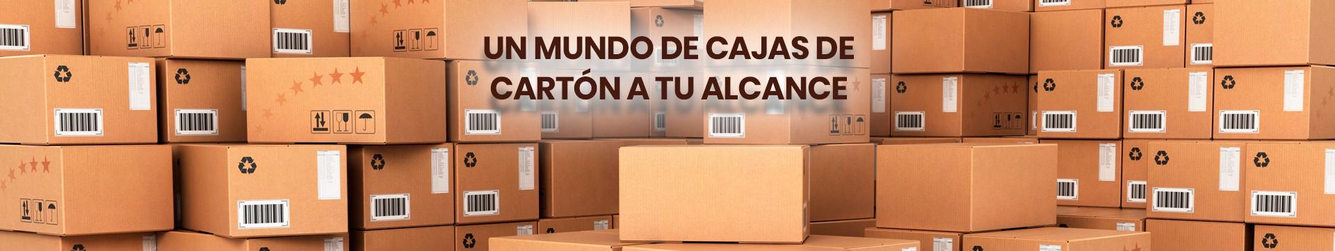 Un mundo de cajas de cartón a tu alcance